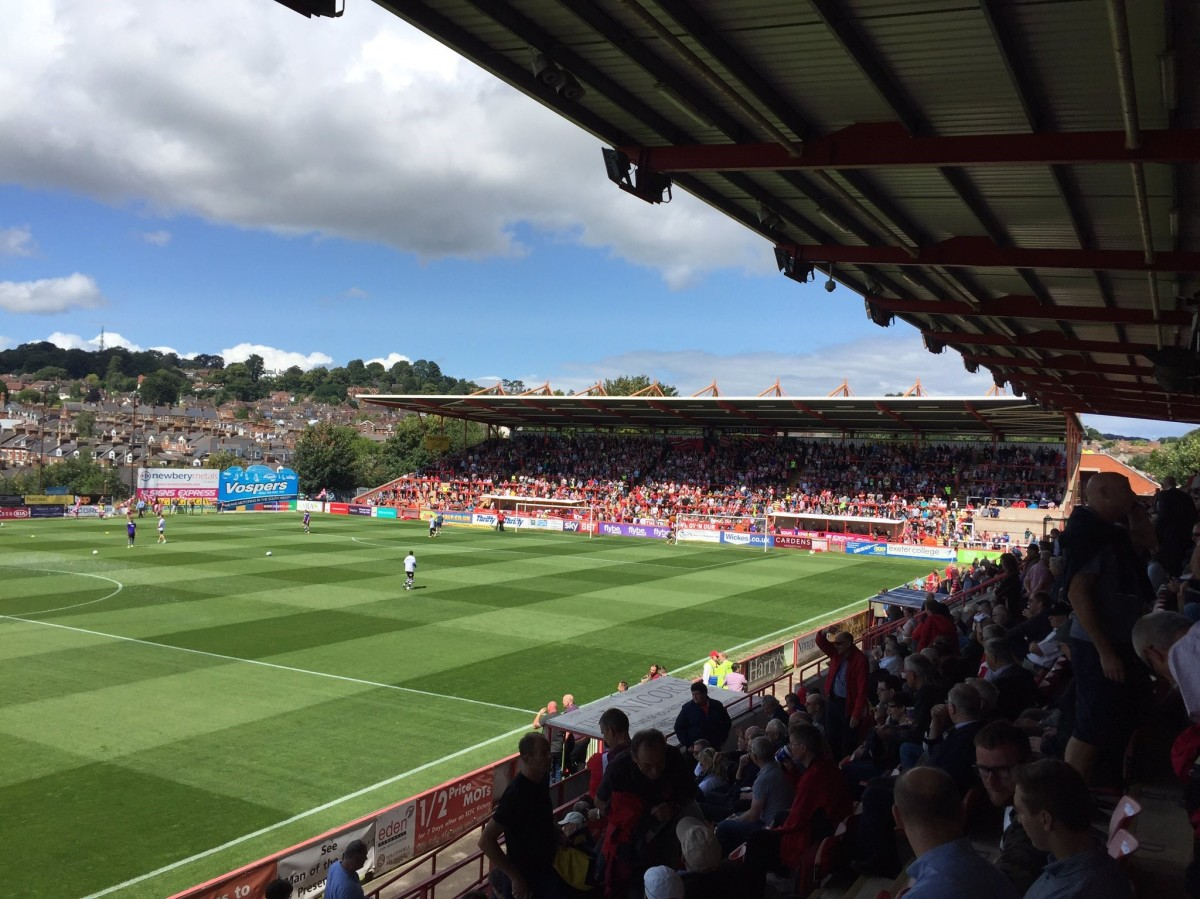 Exeter 1-0 Cambridge: Five things welearned
