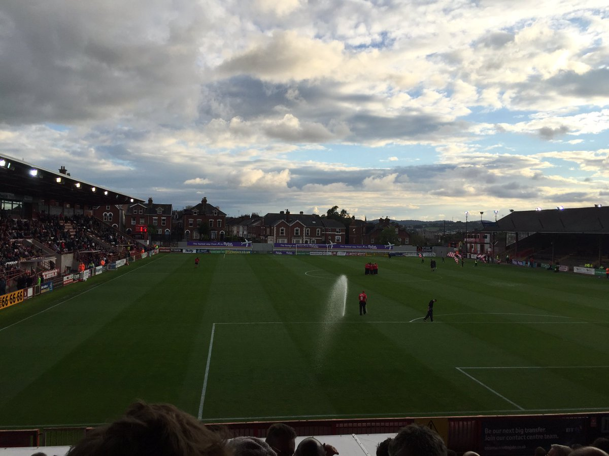 Exeter look towards the league as Charlton progress in the CarabaoCup
